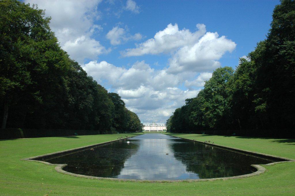 Schloss Benrath in Düsseldorf von Cityfreizeit
