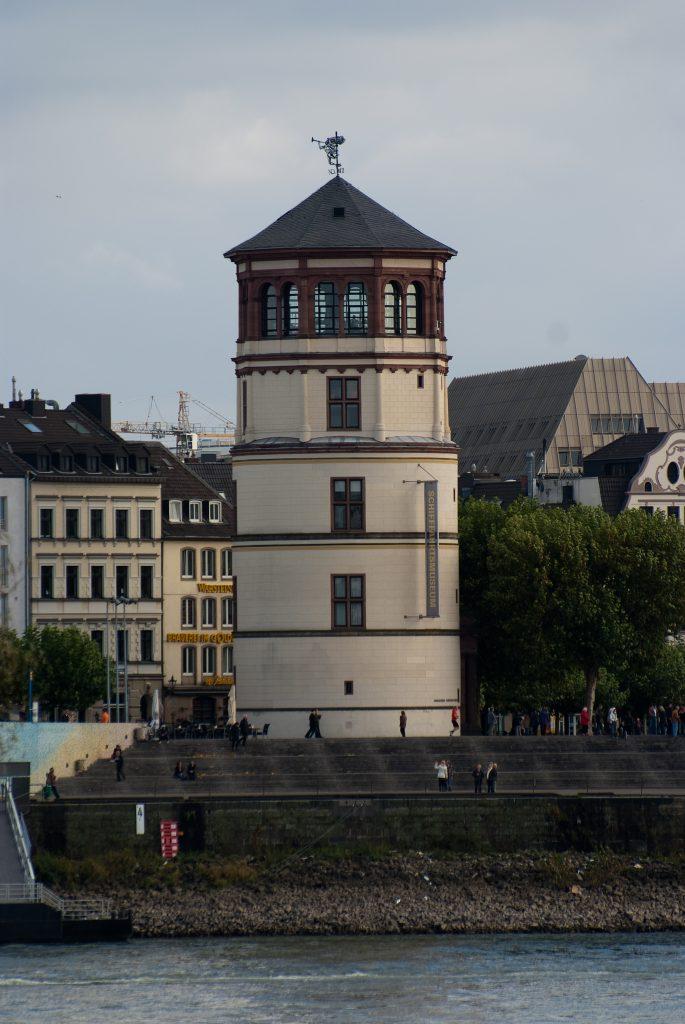 schifffahrtsmuseum in Düsseldorf